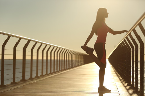 When to begin exercising after breast augmentation surgery